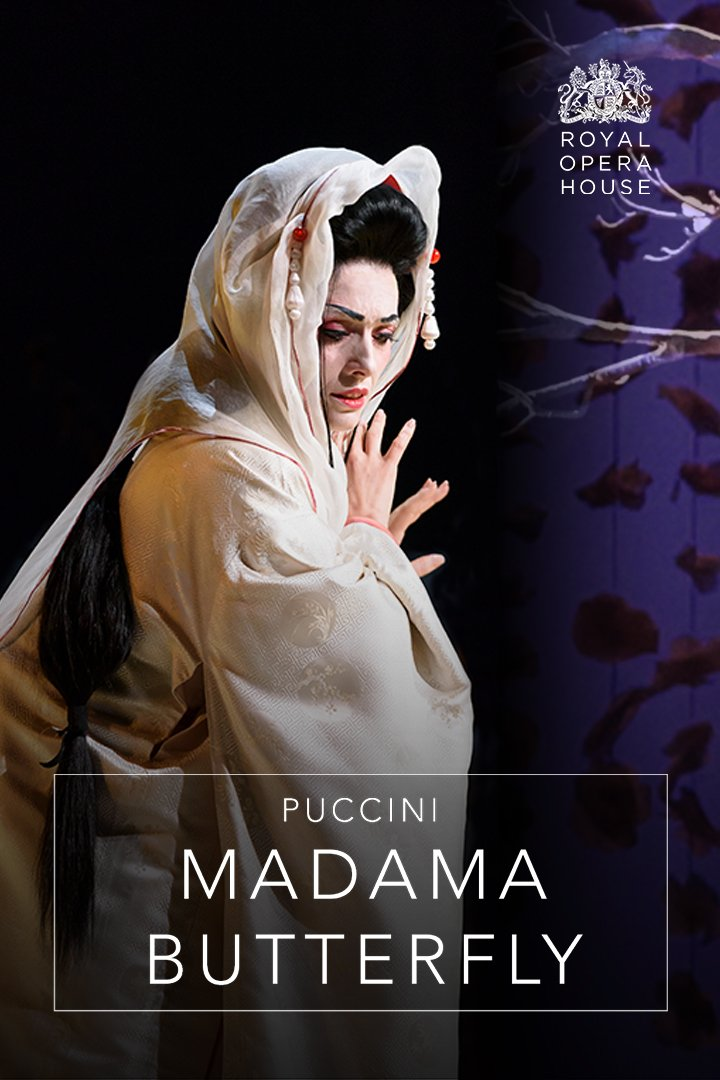Puccini: Madame Butterfly - The Royal Opera House on BritBox UK