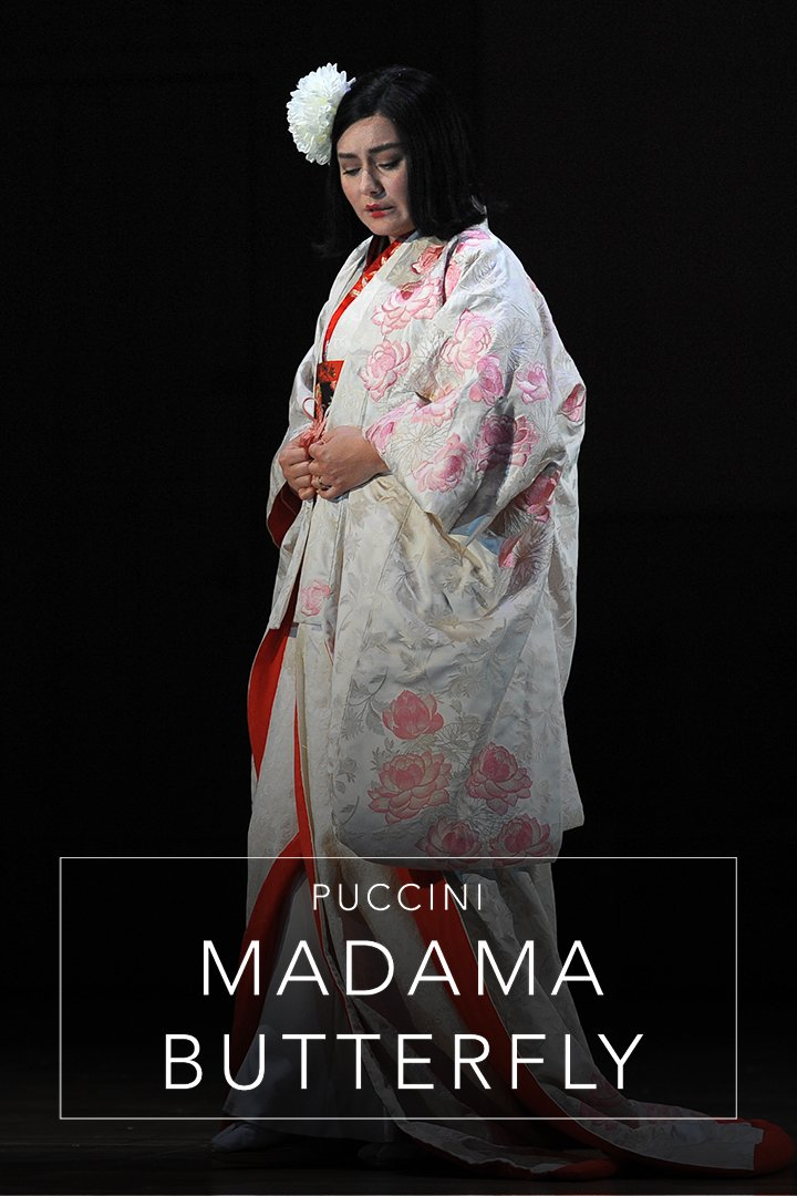 Puccini: Madama Butterfly - Glyndebourne Festival Opera on BritBox UK