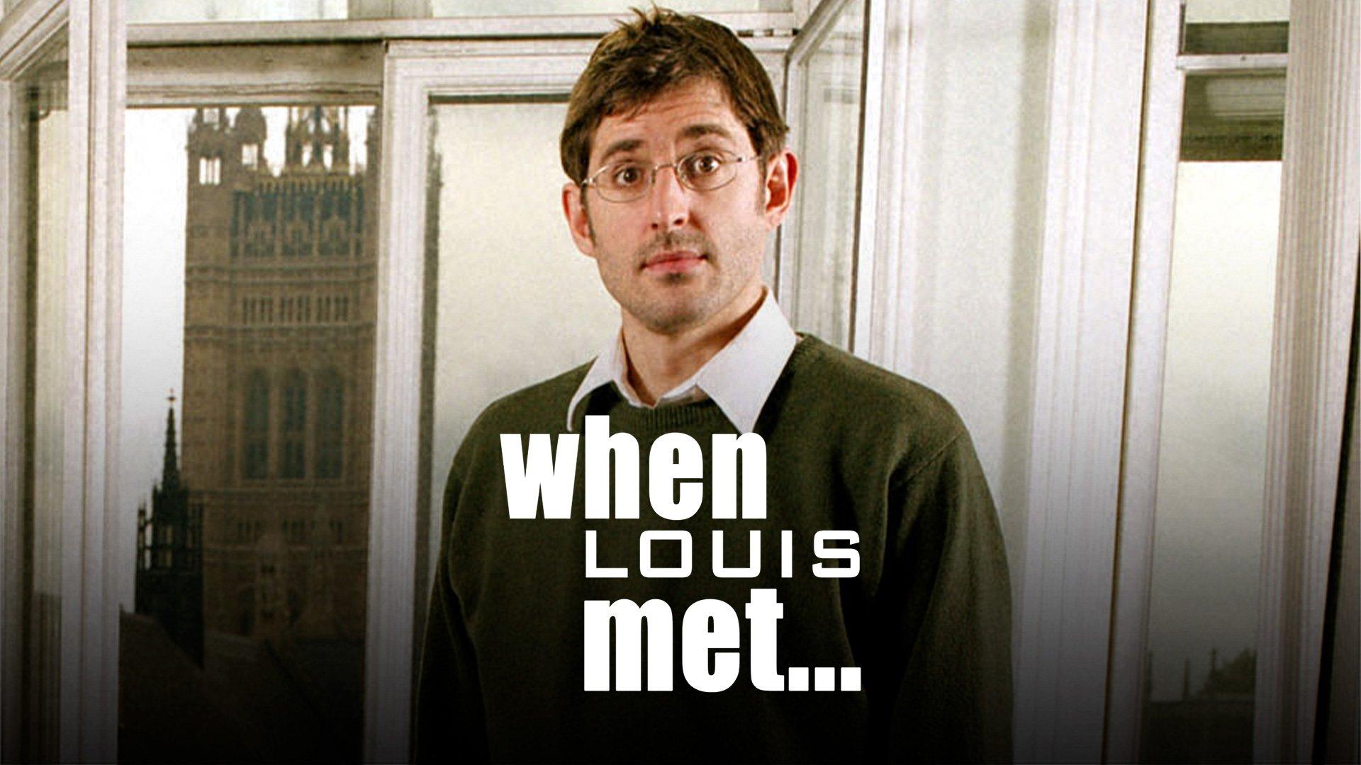 When Louis Met... on BritBox UK