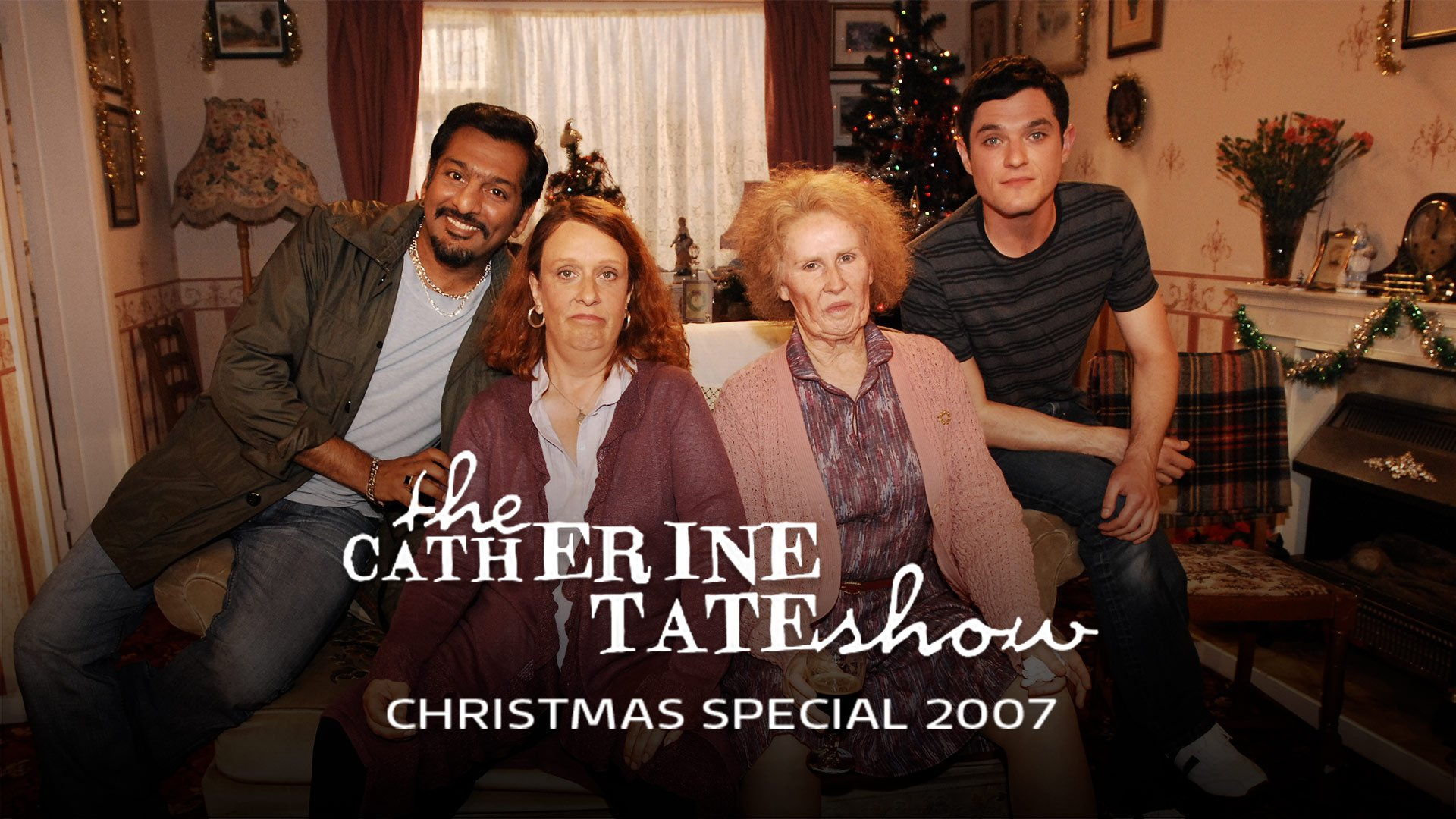 The Catherine Tate Show Christmas Special 2007 on BritBox UK