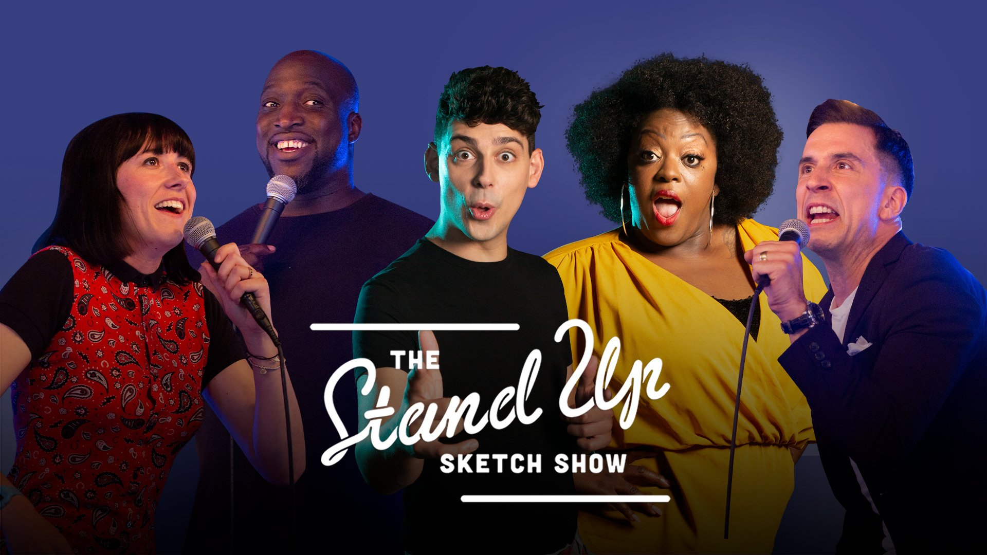 The Stand Up Sketch Show on BritBox UK