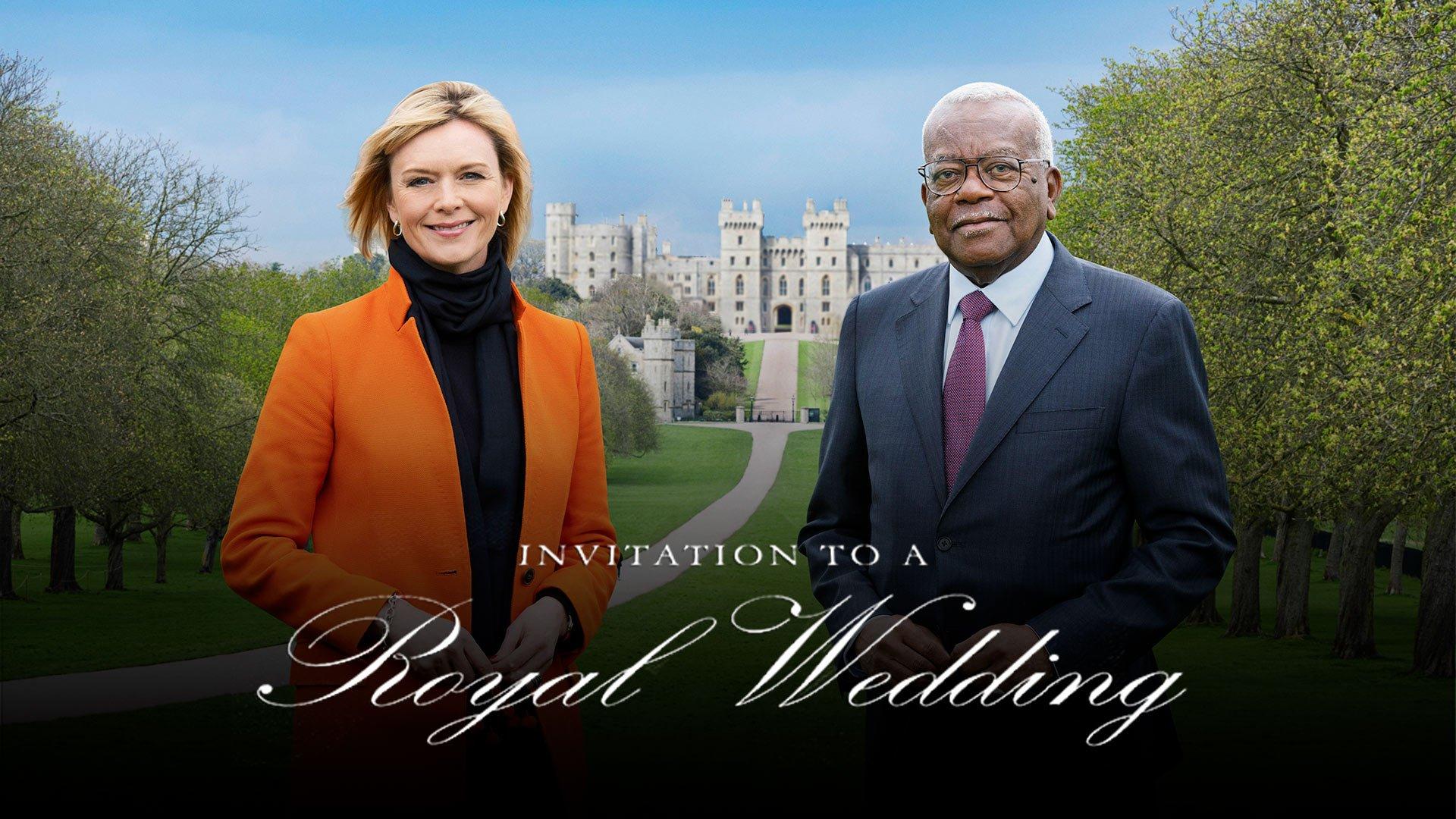 Invitation to a Royal Wedding on BritBox UK