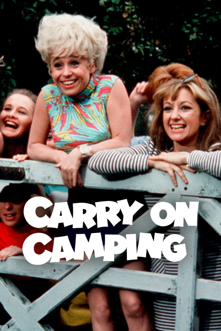 Carry On Camping on BritBox UK