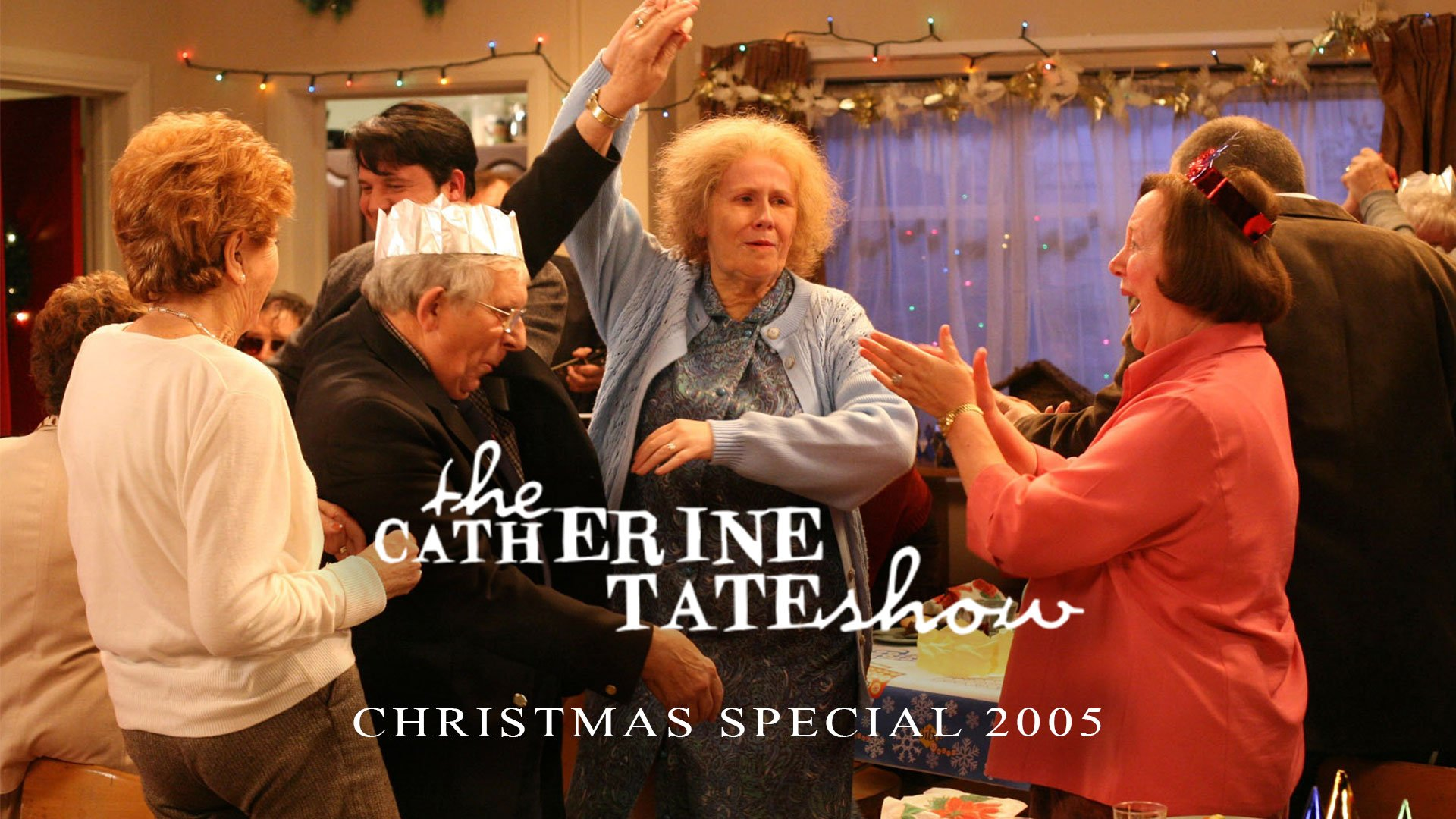 The Catherine Tate Show Christmas Special 2005 on BritBox UK