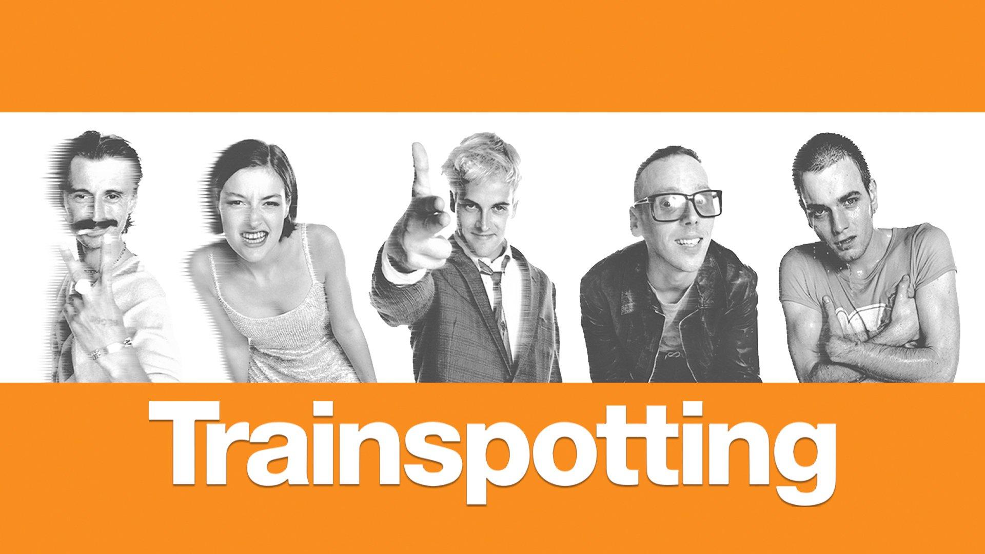 Trainspotting on BritBox UK