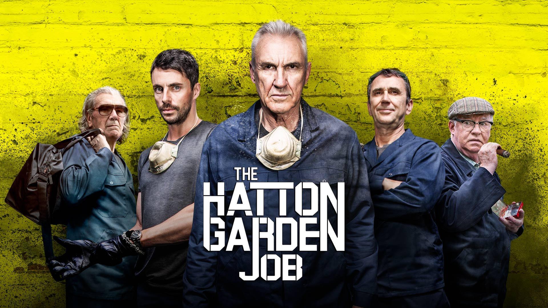 The Hatton Garden Job on BritBox UK