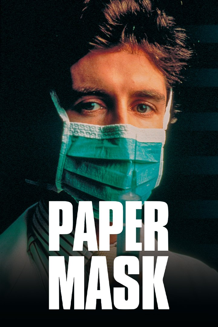 Paper Mask on BritBox UK
