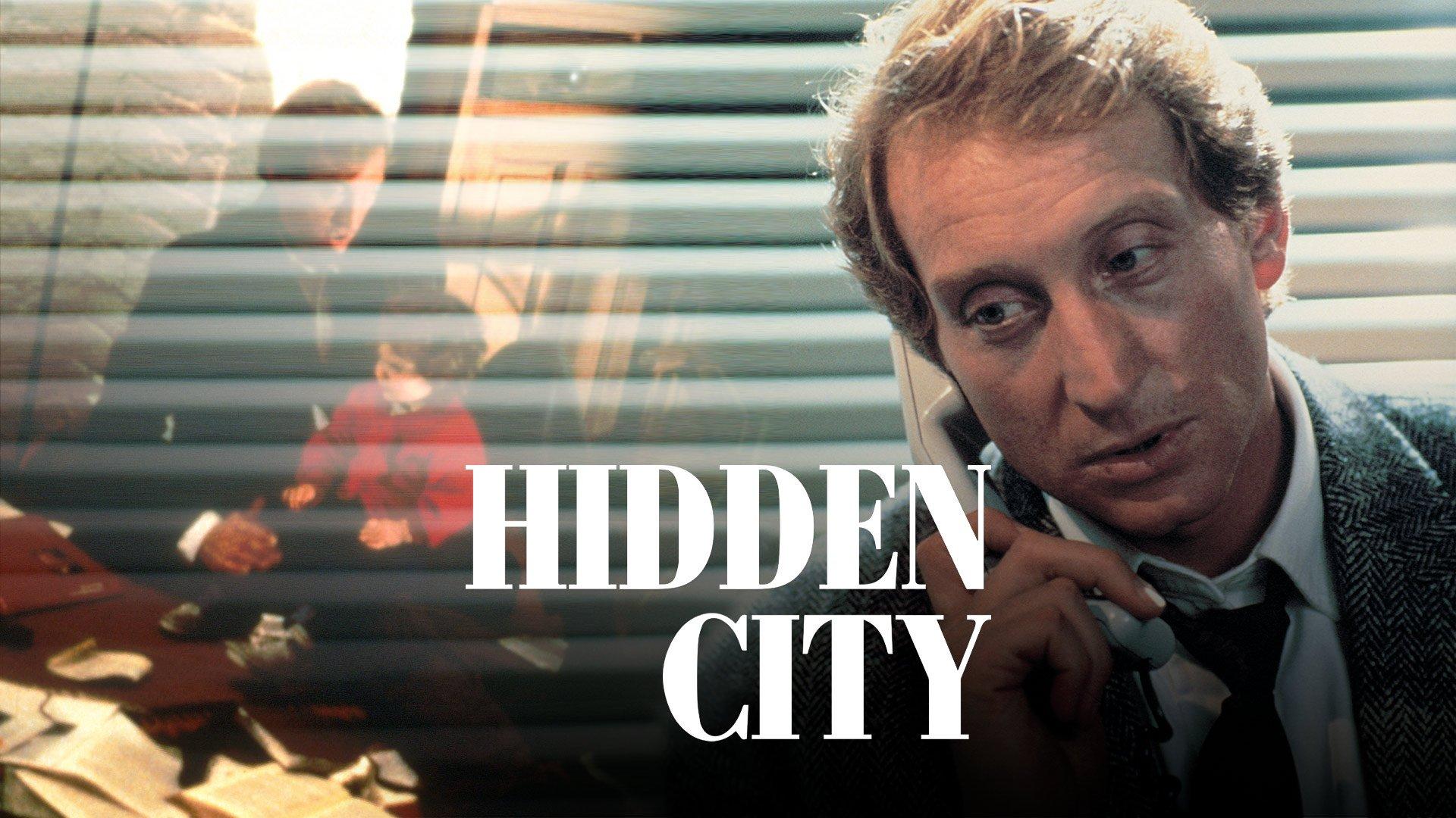Hidden City on BritBox UK