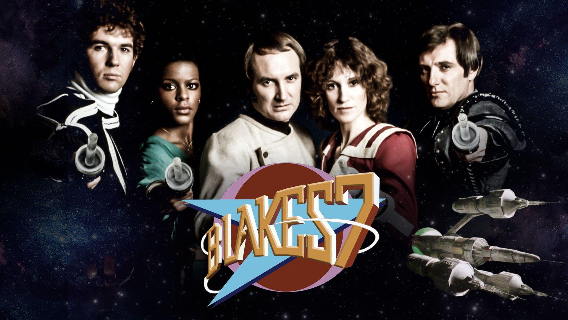 Blake's 7 on BritBox UK
