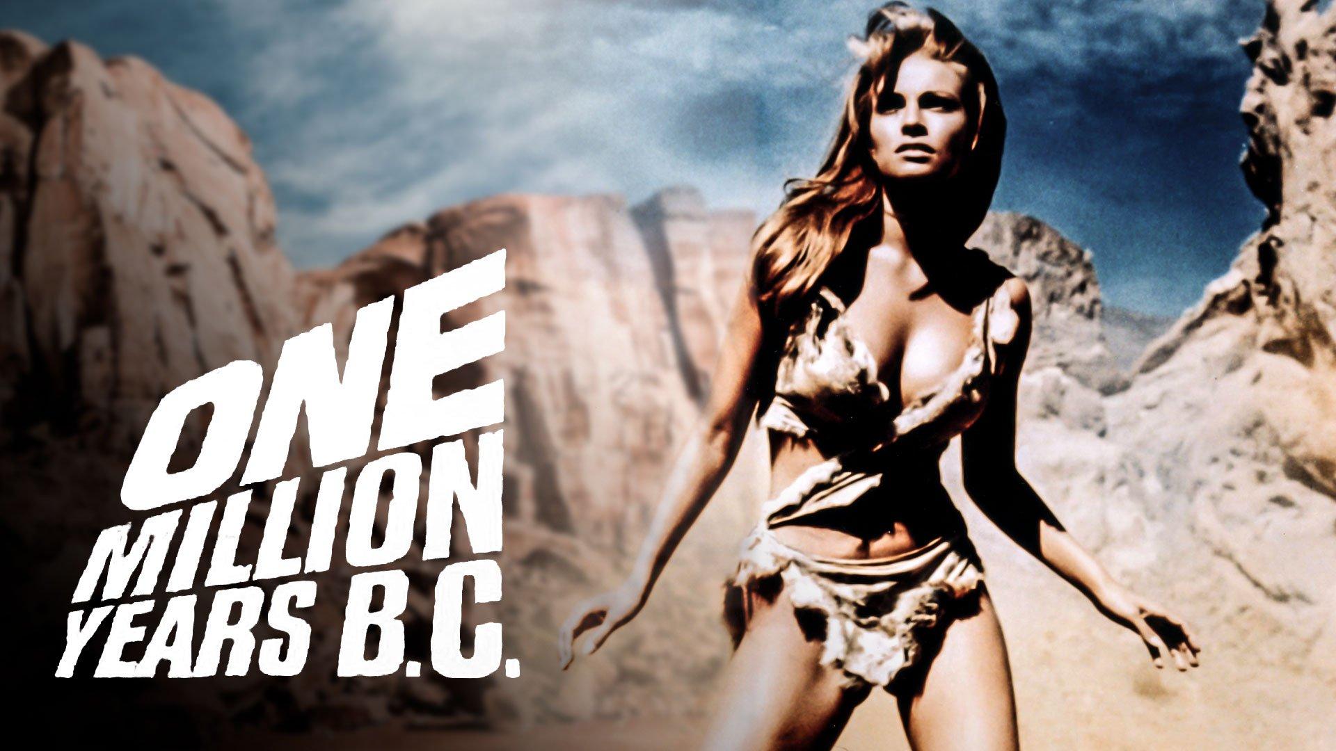 One Million Years B.C. on BritBox UK