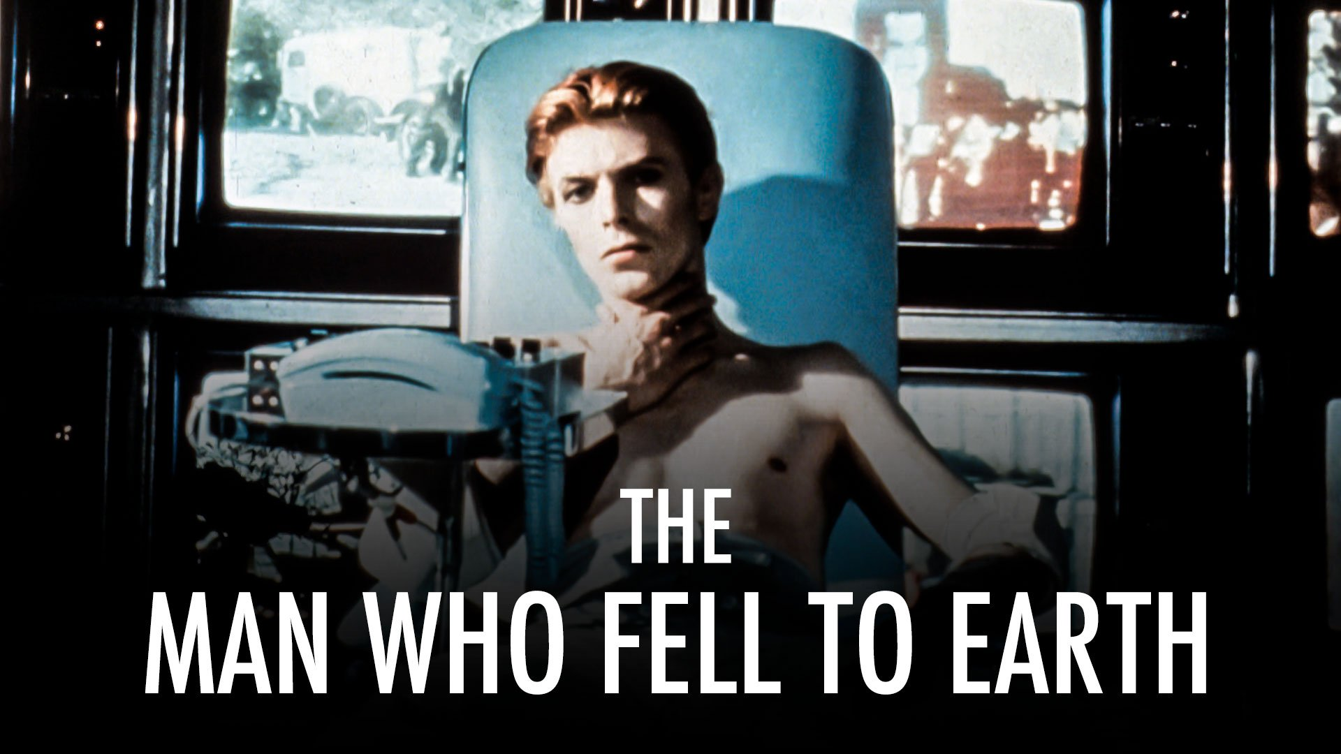 The Man Who Fell to Earth on BritBox UK