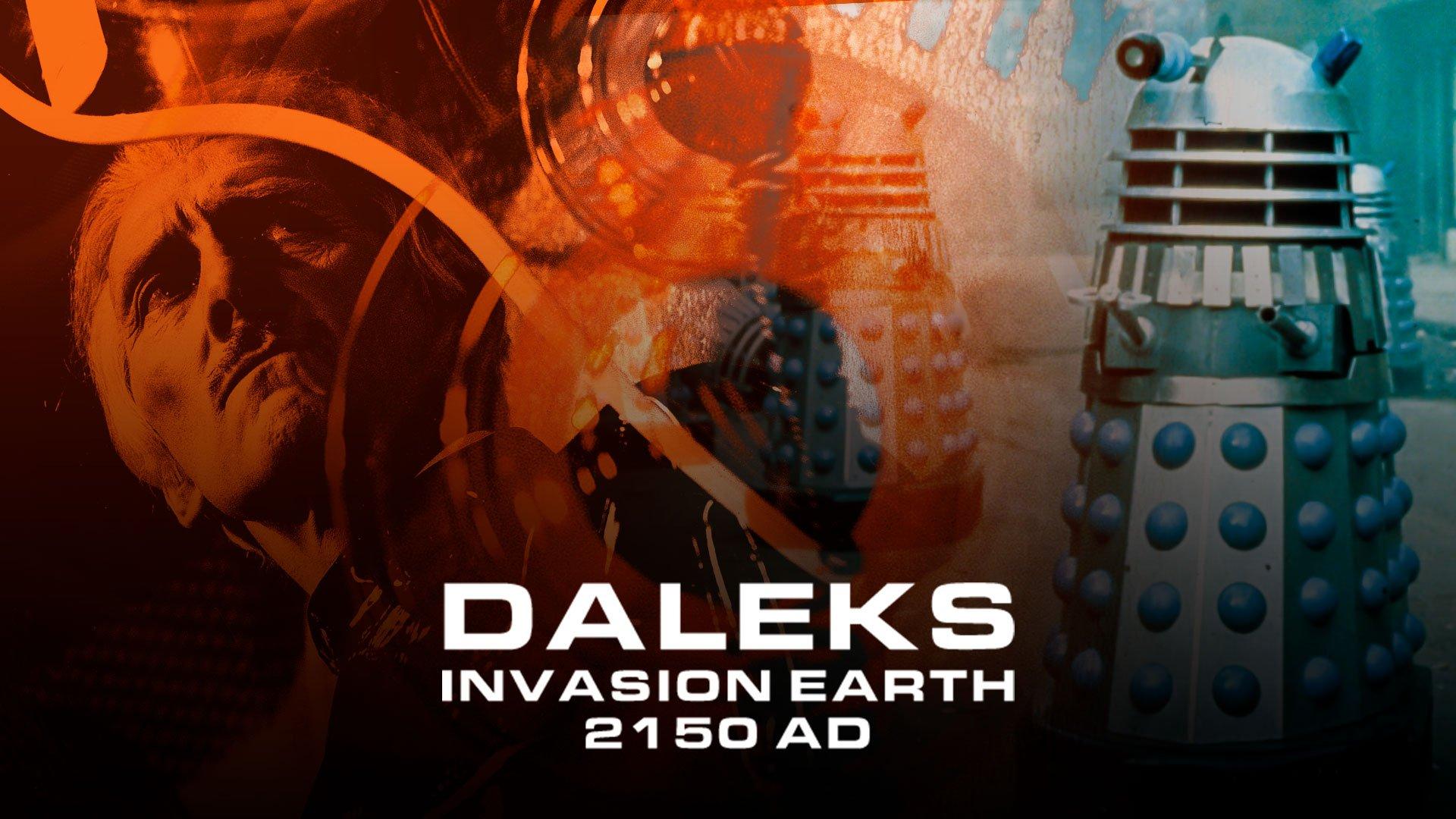 Daleks' Invasion Earth 2150 A.D on BritBox UK