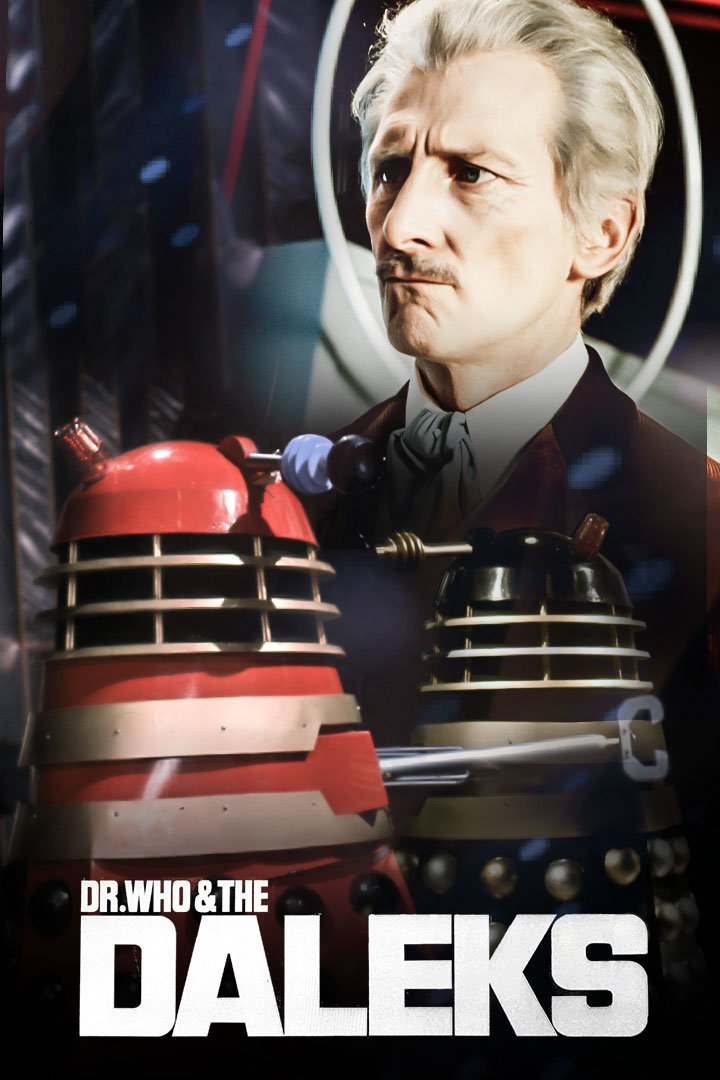 Doctor Who and the Daleks Film