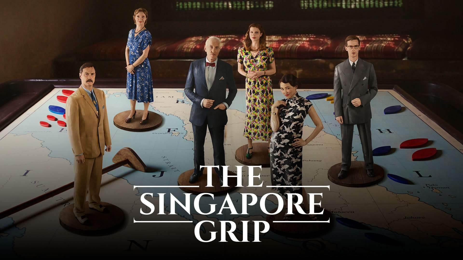 The Singapore Grip on BritBox UK