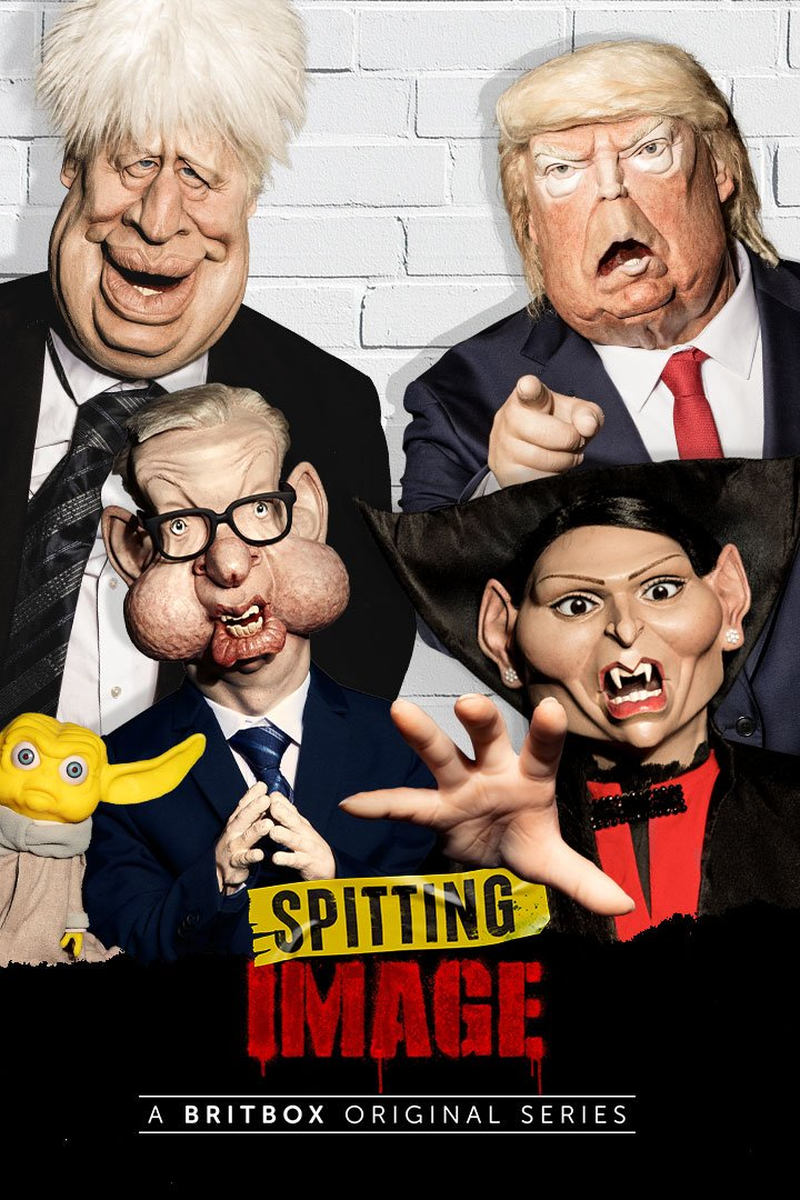 New Spitting Image on BritBox UK
