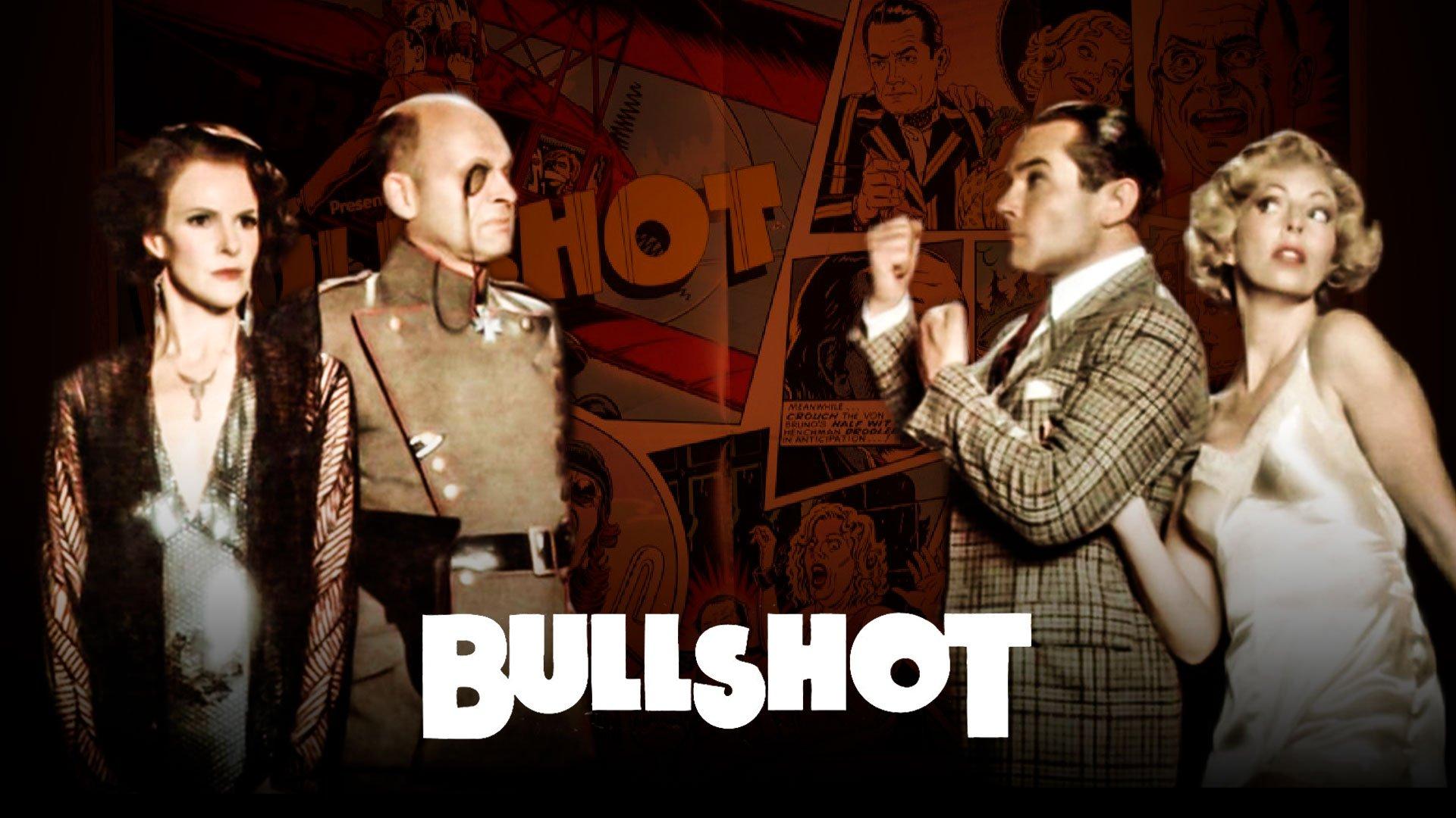 Bullshot on BritBox UK