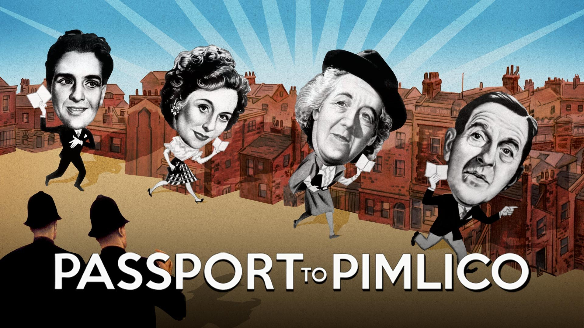 Passport to Pimlico on BritBox UK