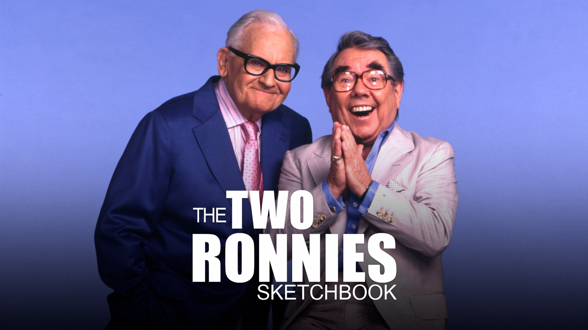 The Two Ronnies Sketchbook on BritBox UK