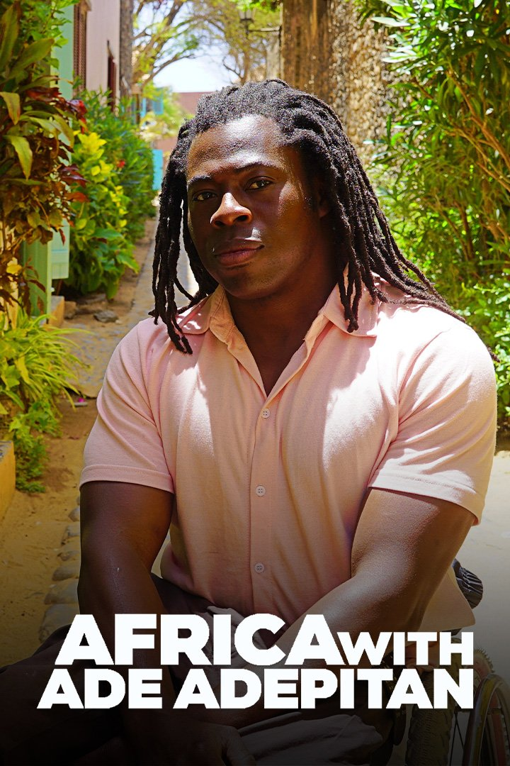Africa With Ade Adepitan on BritBox UK