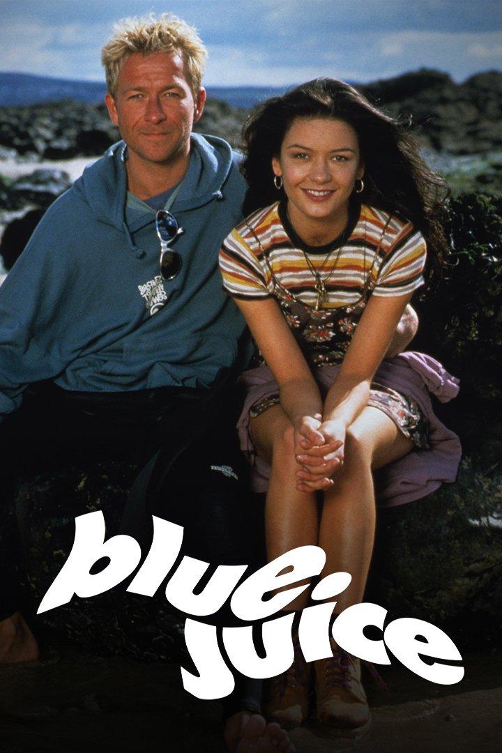 Blue Juice on BritBox UK