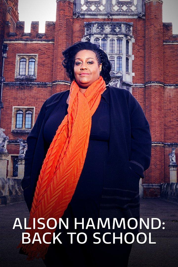 Alison Hammond: Back to School on BritBox UK