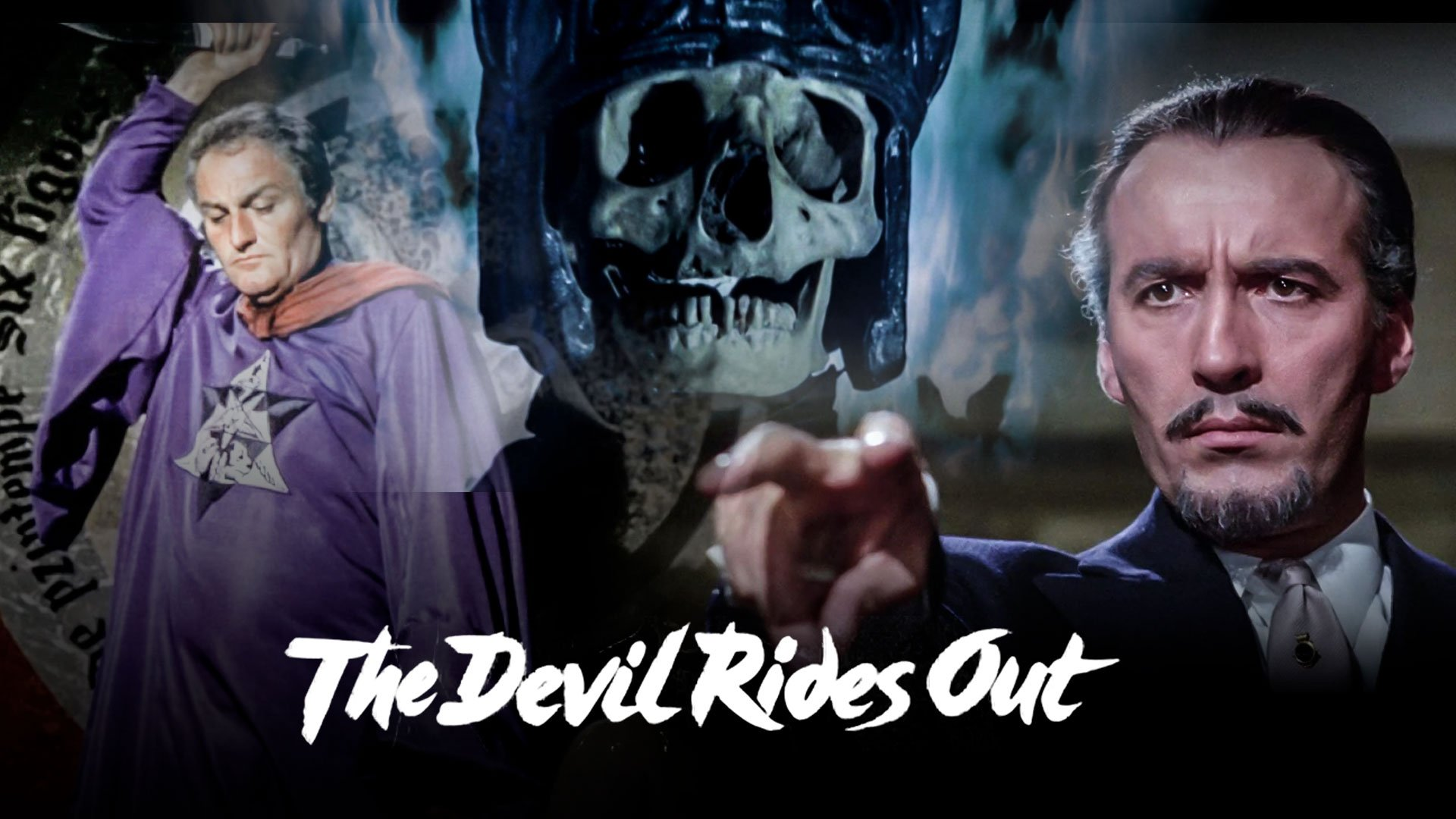 The Devil Rides Out on BritBox UK