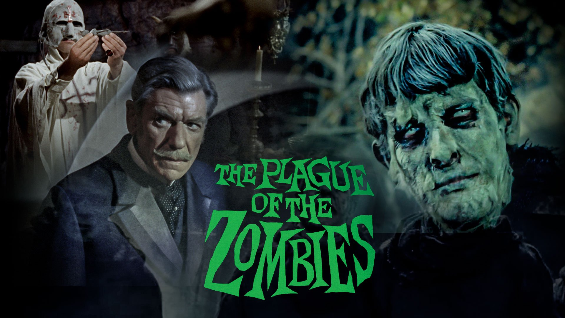 The Plague of the Zombies on BritBox UK