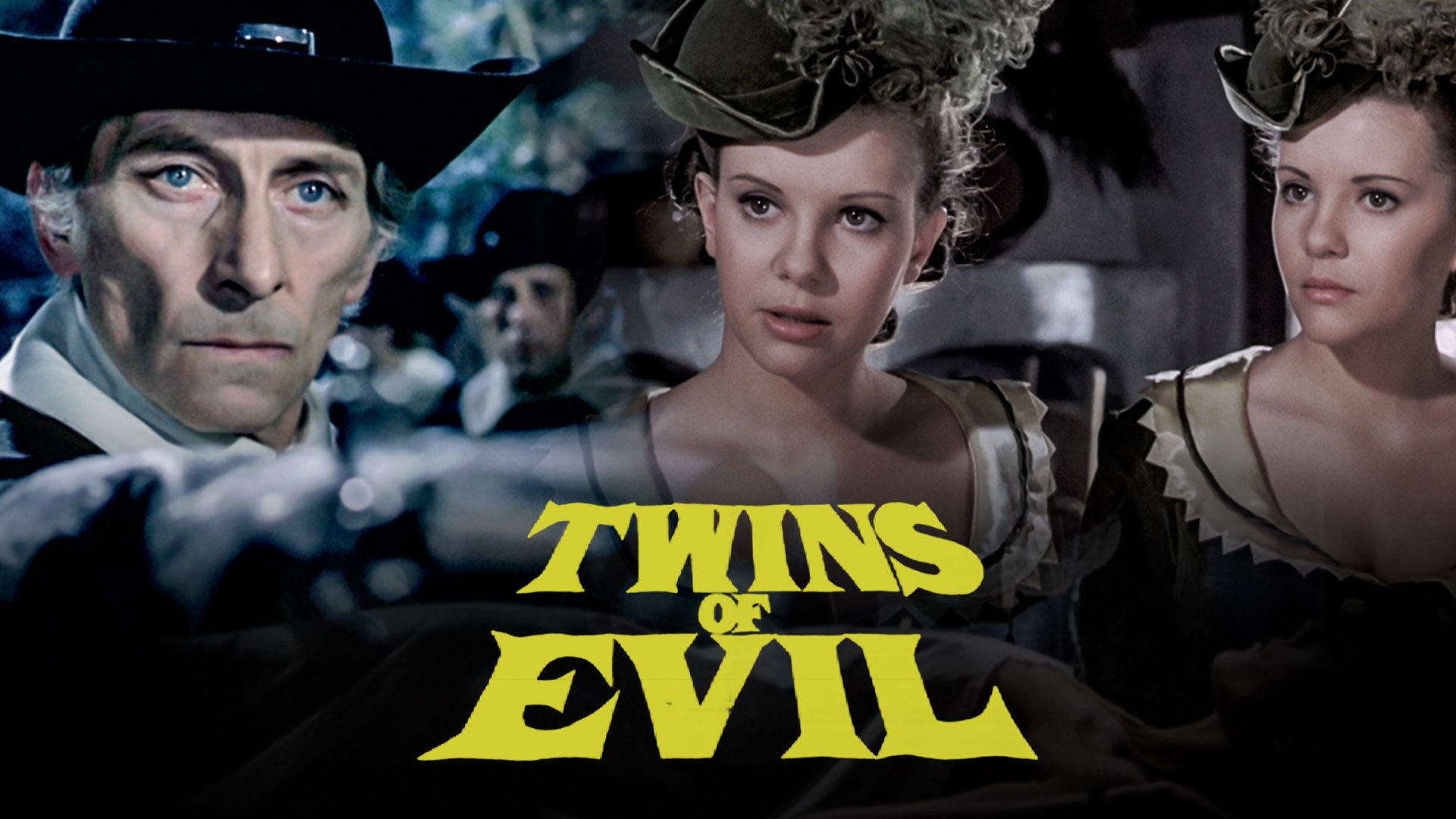 Twins of Evil on BritBox UK