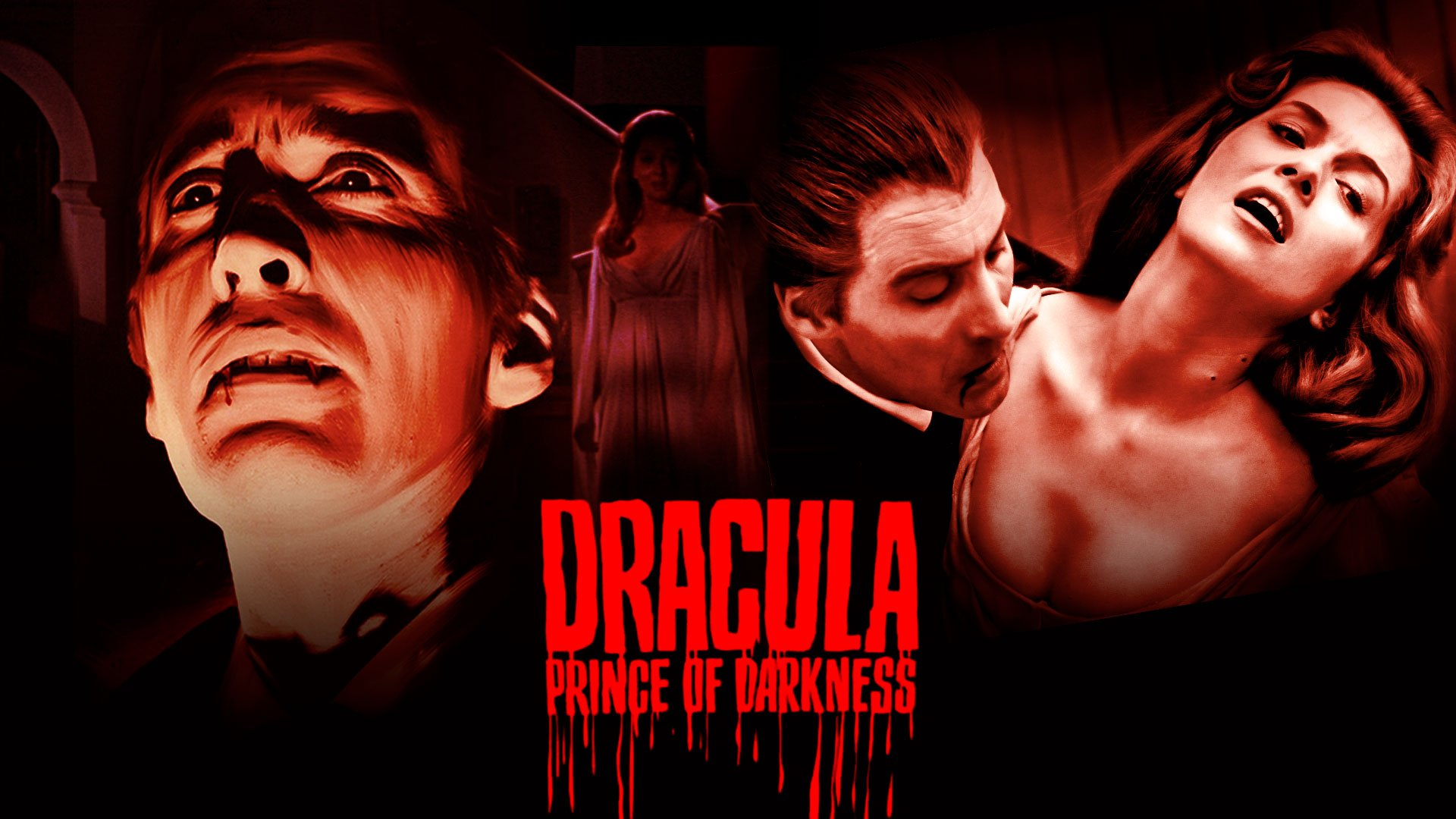 Dracula: Prince of Darkness on BritBox UK