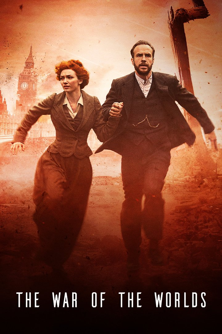 The War of the Worlds on BritBox UK