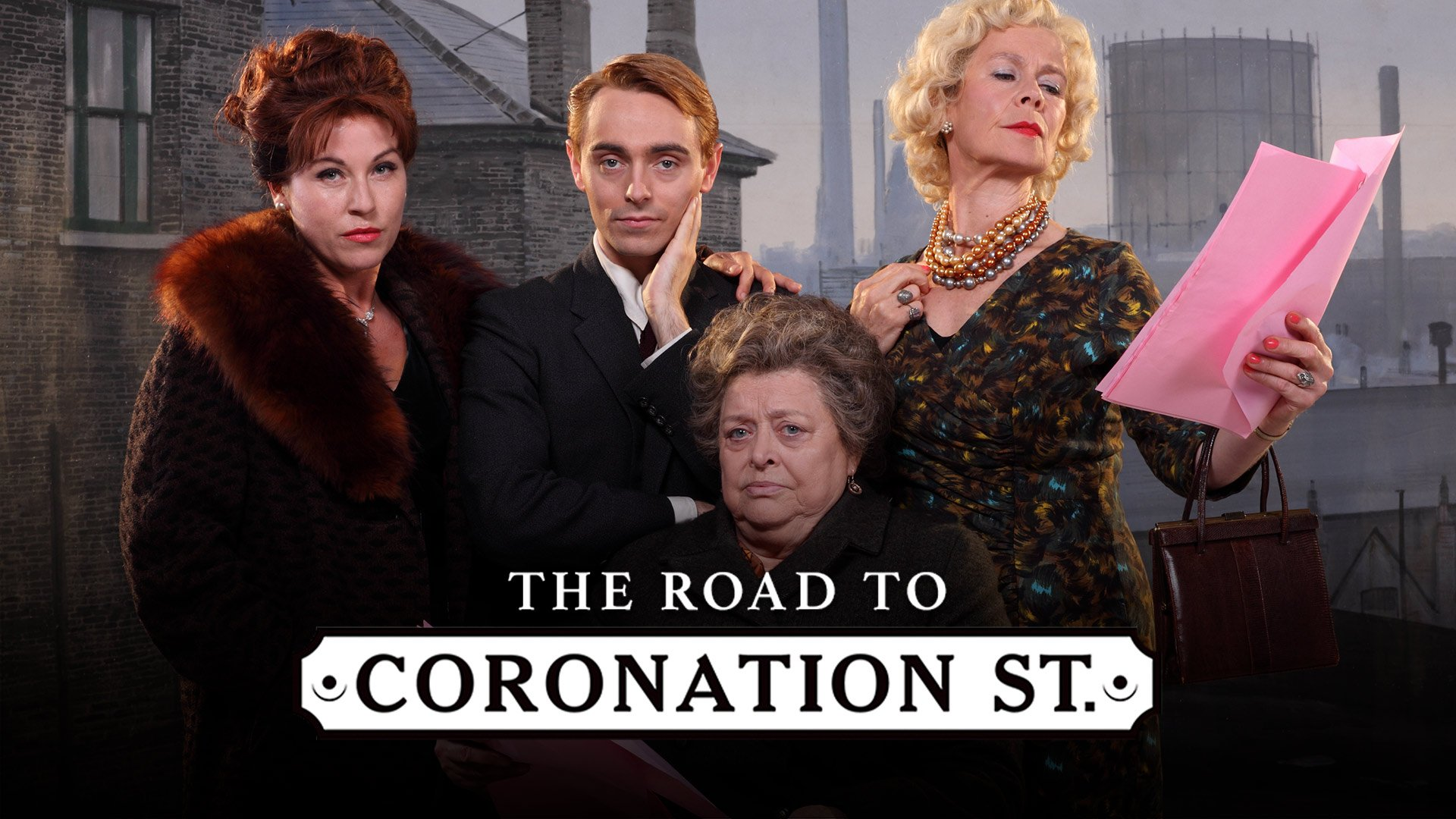 The Road to Coronation Street on BritBox UK