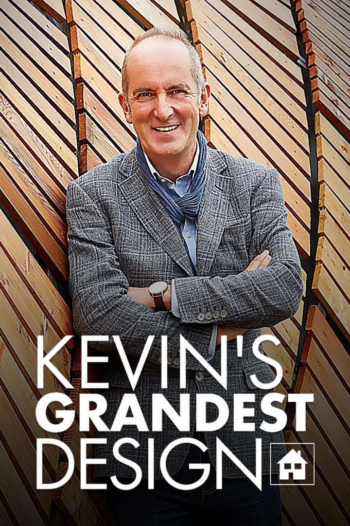 Kevin's Grandest Design on BritBox UK