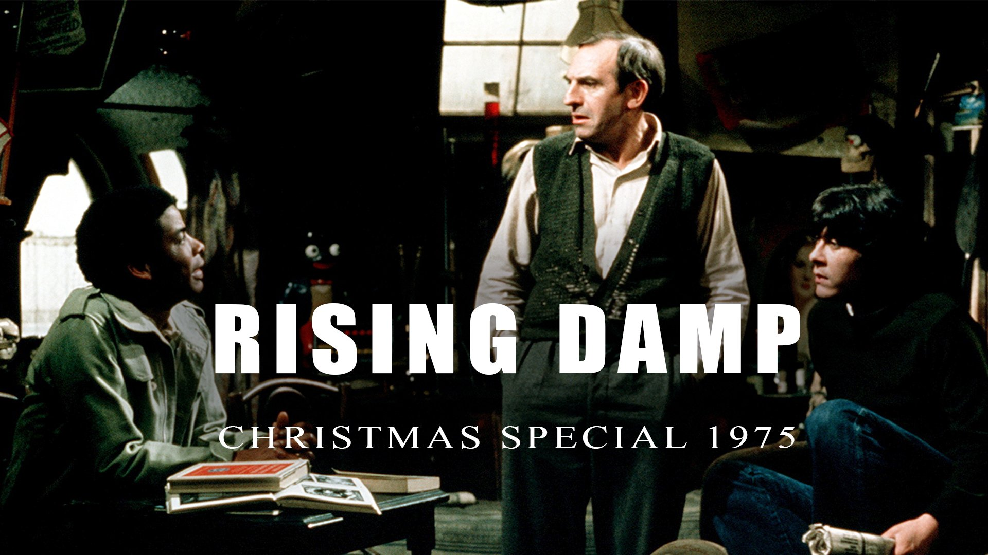 Rising Damp Christmas Special: For the Man Who Has Everything on BritBox UK