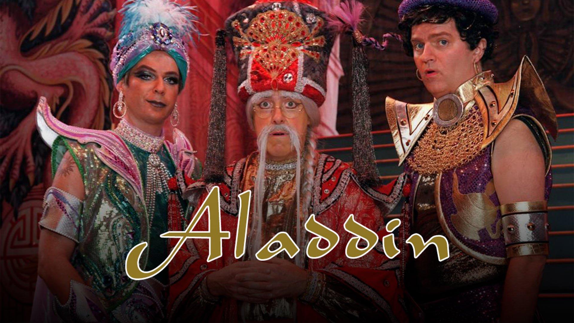 Aladdin on BritBox UK