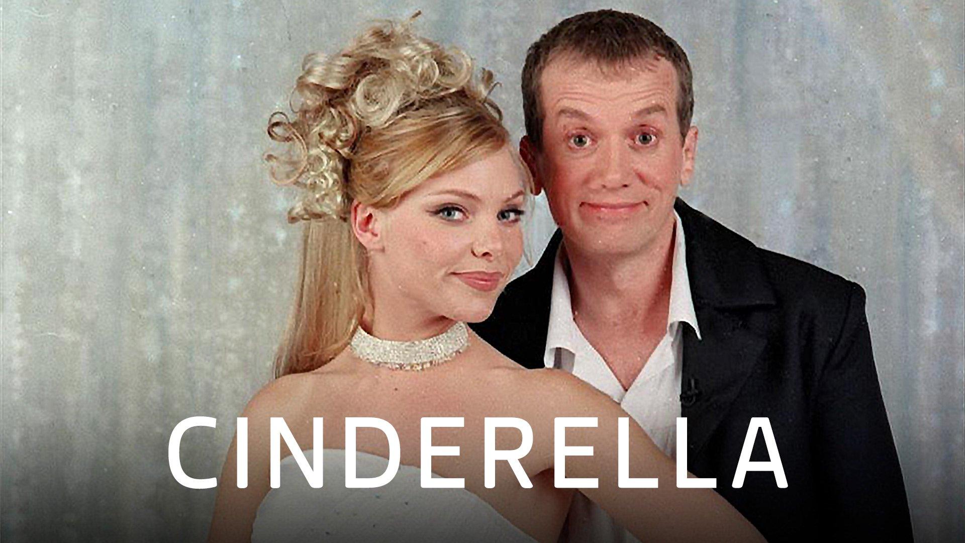 Cinderella on BritBox UK