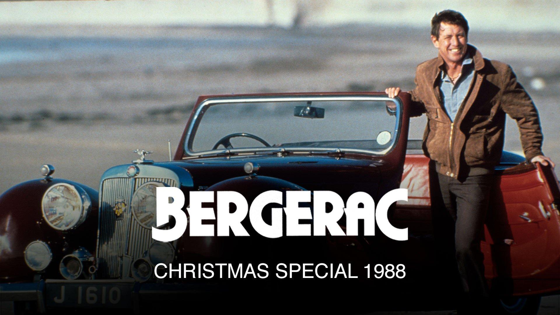 Bergerac Christmas Special 1988: Retirement Plan on BritBox UK