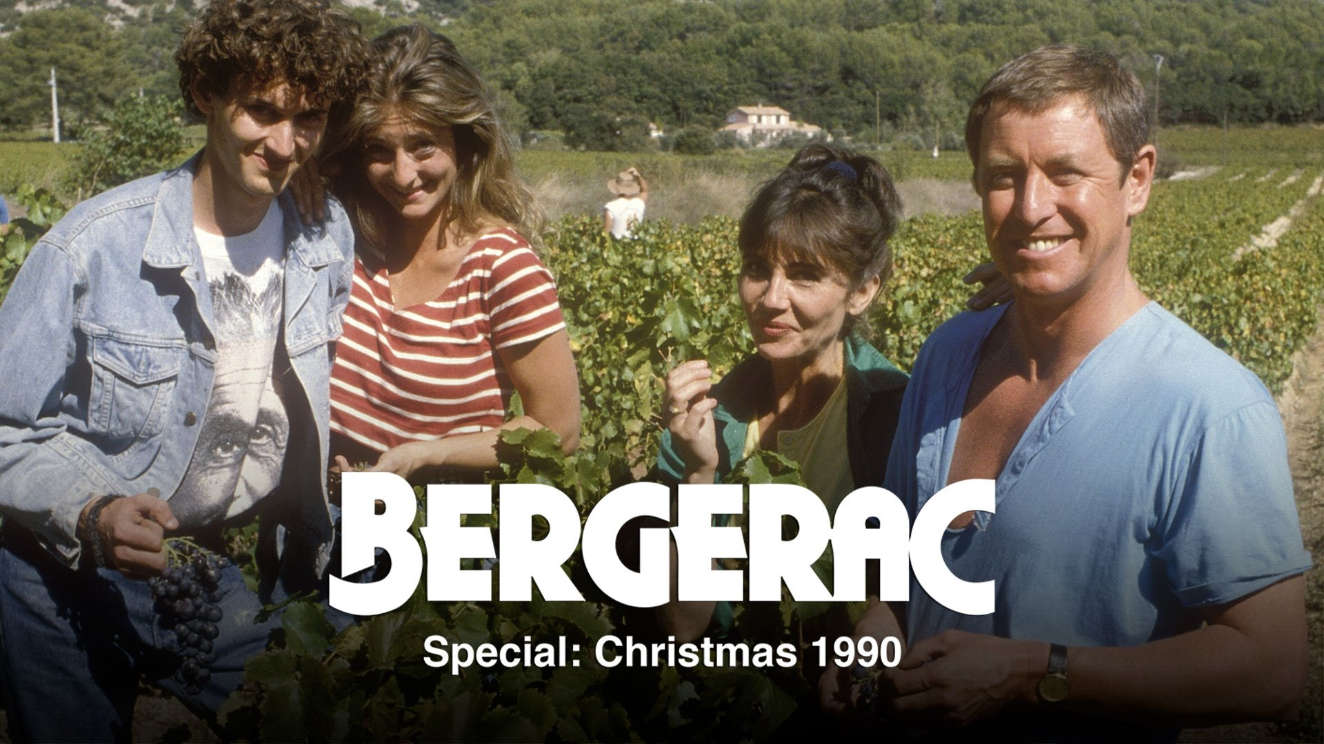 Bergerac Christmas Special 1990: Three for the Picking on BritBox UK