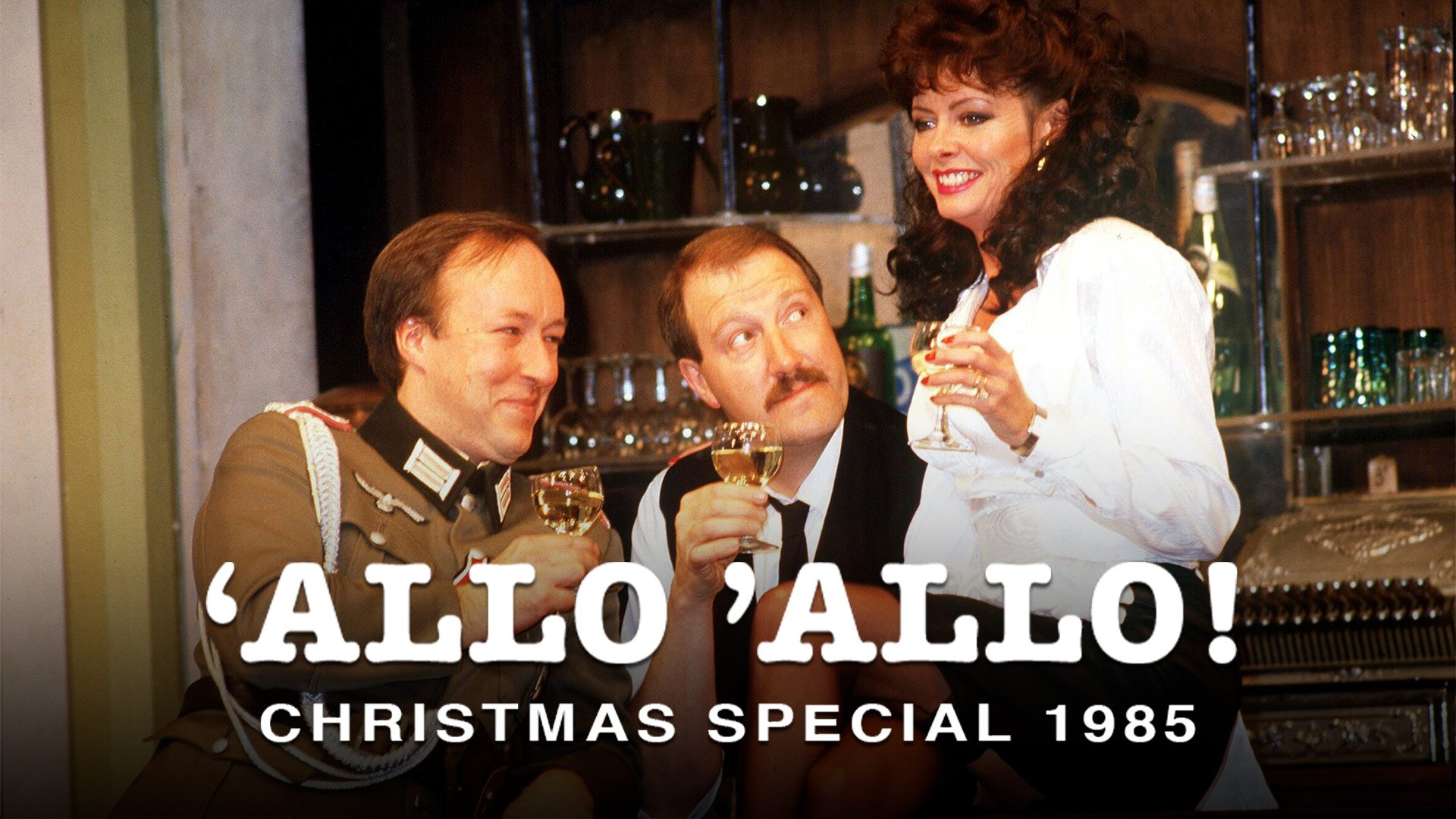 'Allo, 'Allo! Christmas Special 1985: The Gateau from the Chateau on BritBox UK