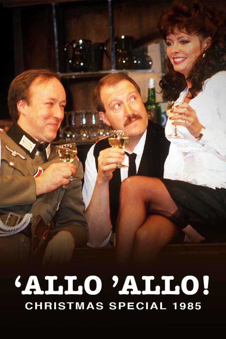 'Allo, 'Allo! Christmas Special 1985: The Gateau from the Chateau