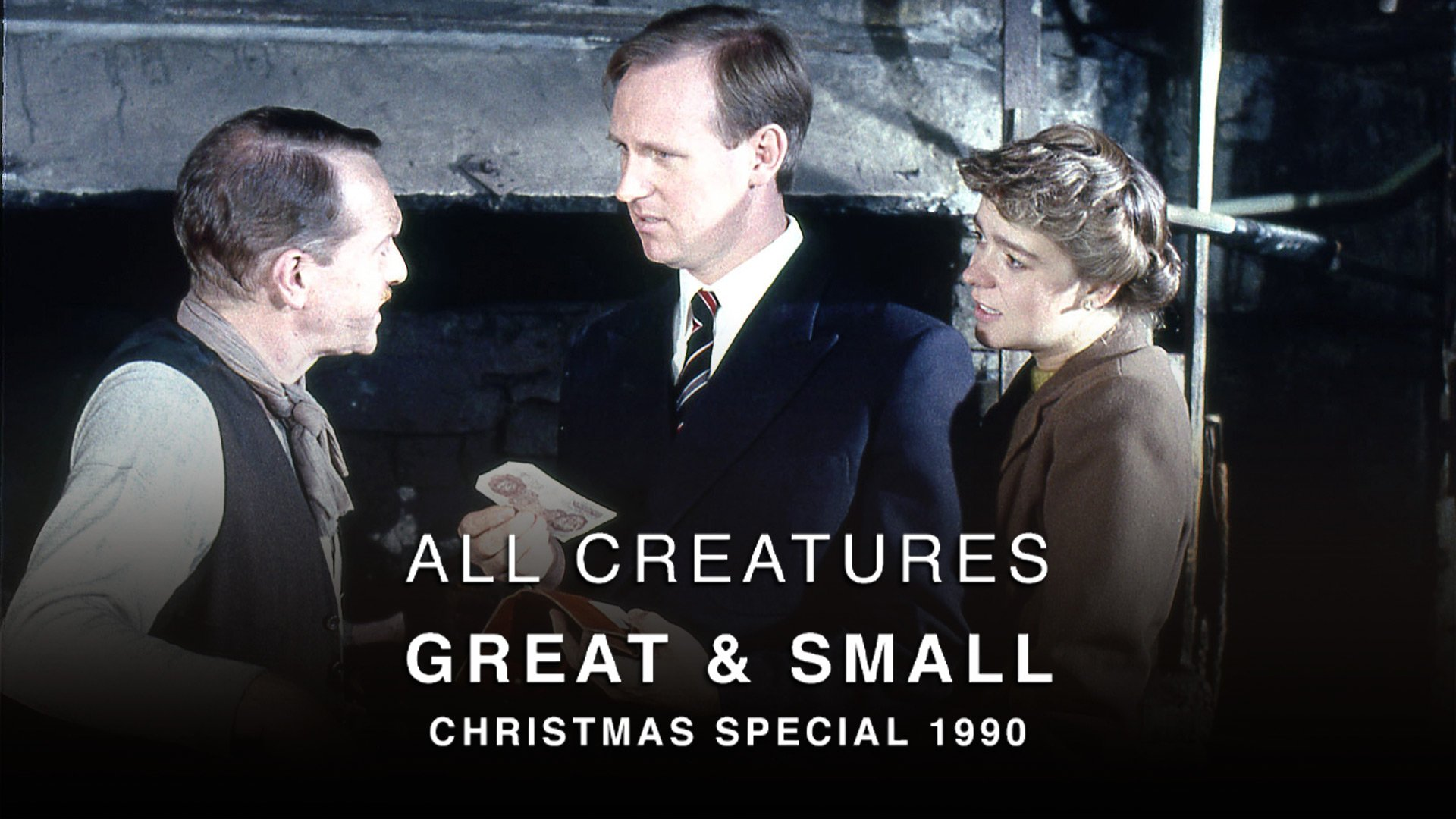 All Creatures Great and Small Christmas Special 1990 on BritBox UK