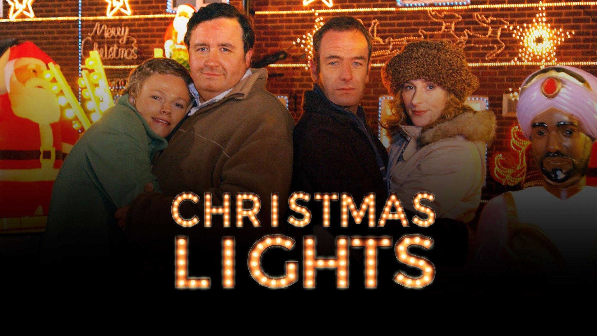 Christmas Lights on BritBox UK