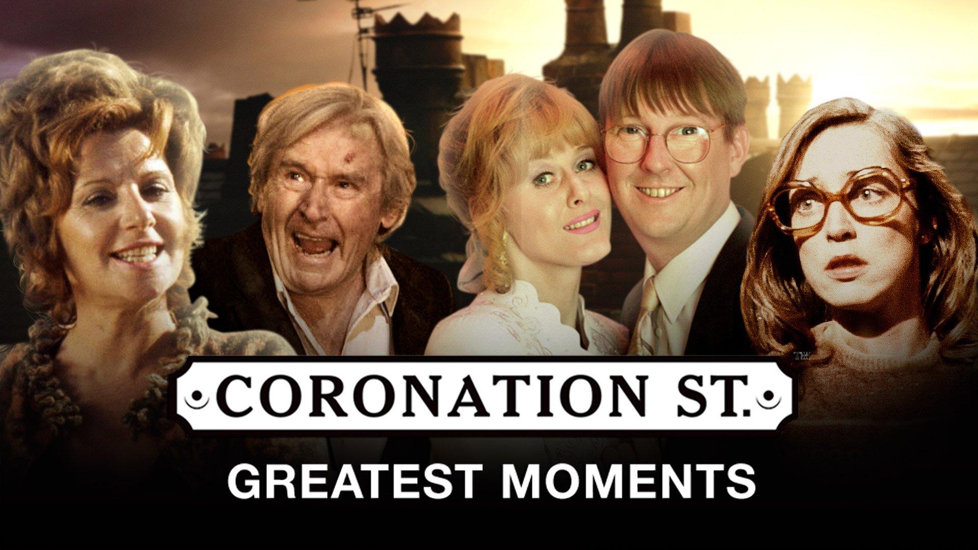 Coronation Street's Greatest Moments on BritBox UK