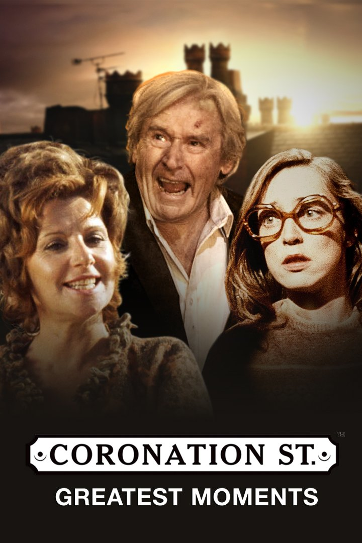 Coronation Street's Greatest Moments on BritBox UK