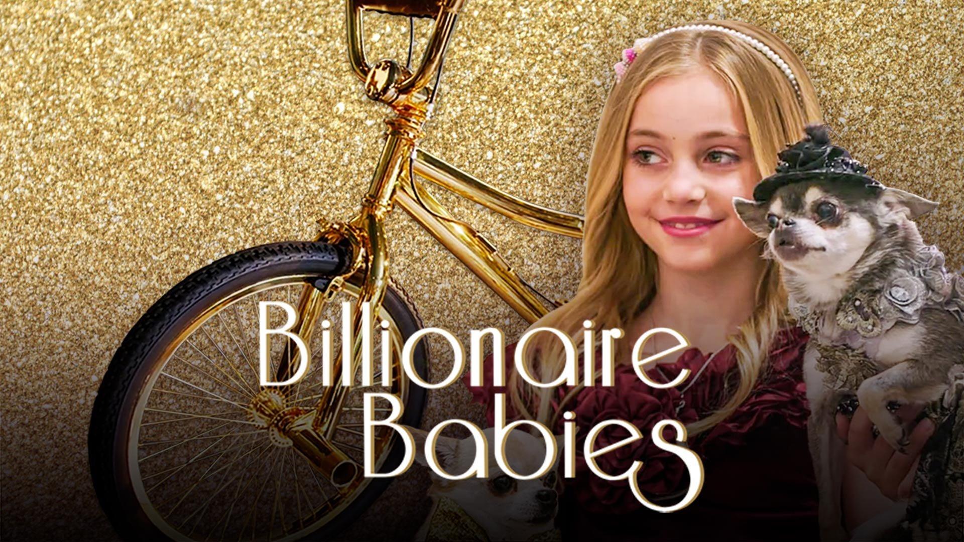 Billionaire Babies on BritBox UK