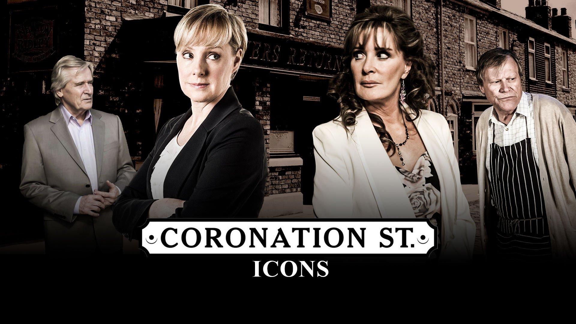 Coronation Street Icons on BritBox UK