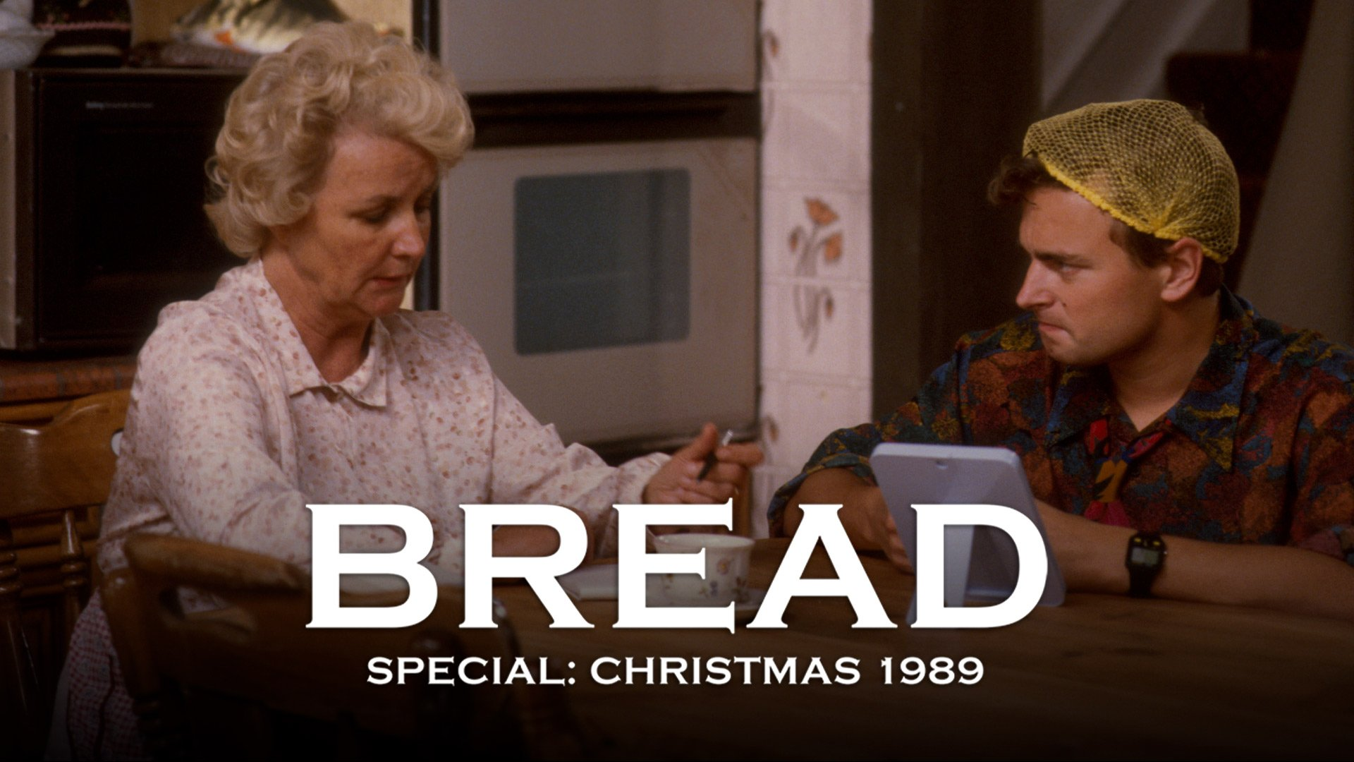 Bread Christmas Special 1989: A Quiet Christmas on BritBox UK