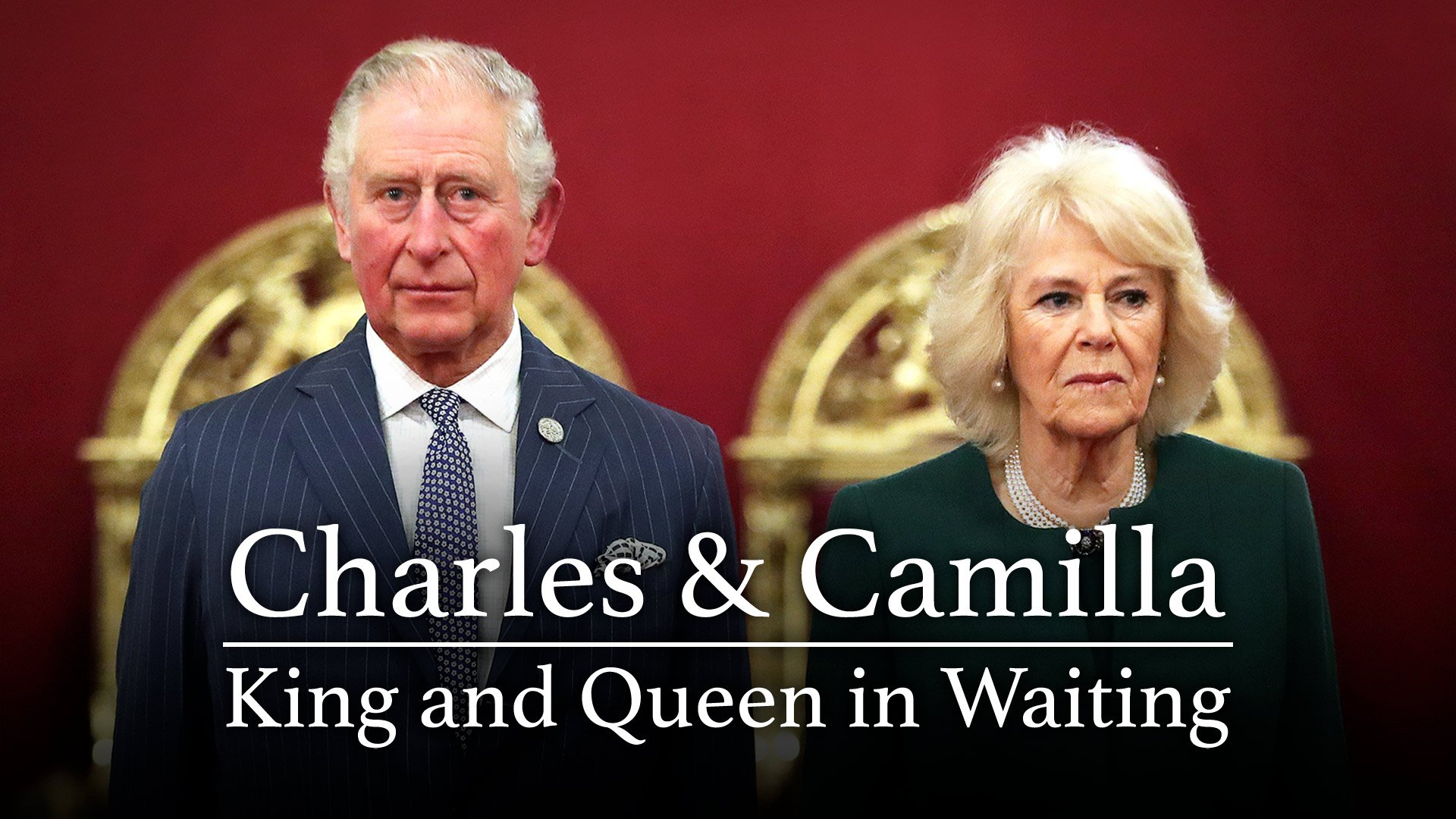 Charles & Camilla: King and Queen in Waiting on BritBox UK
