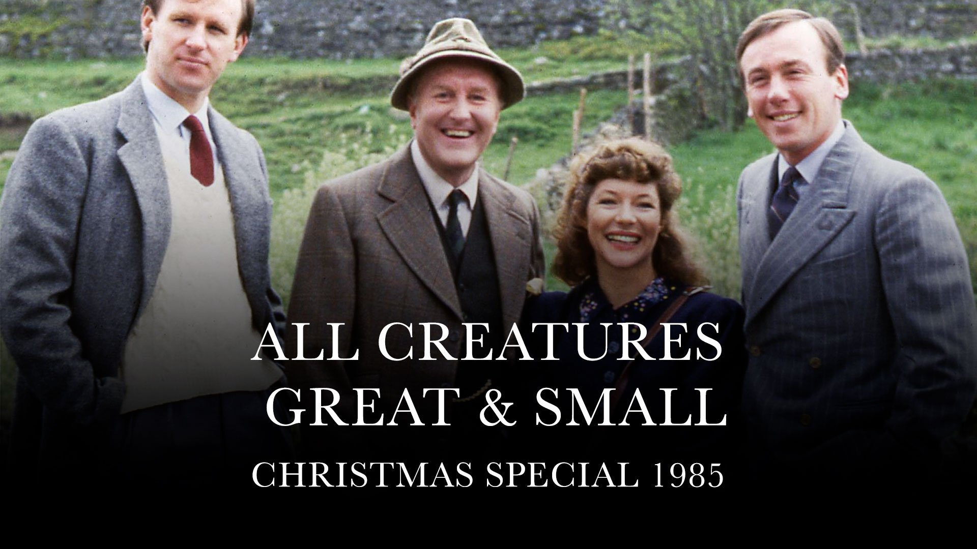 All Creatures Great and Small Christmas Special 1985 on BritBox UK