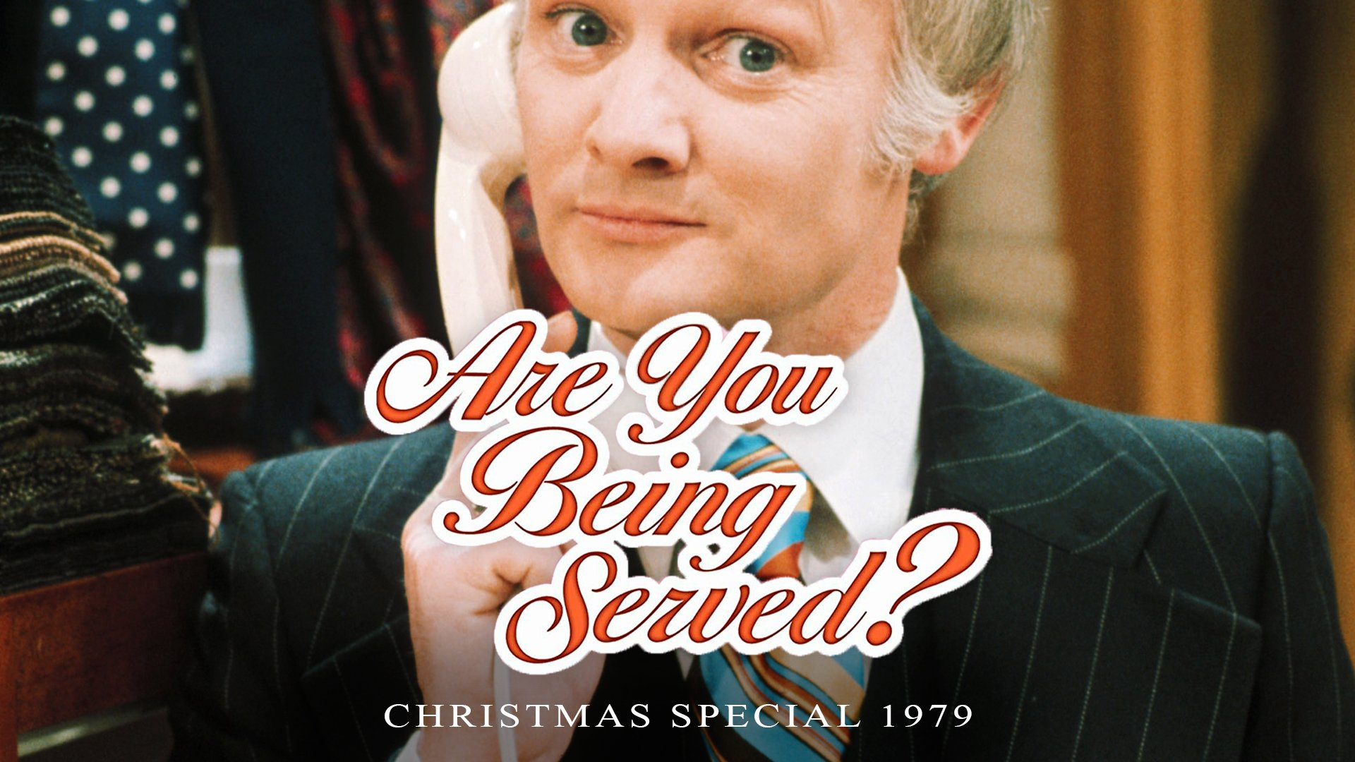 Are You Being Served? Christmas Special 1979: The Punch and Judy Affair on BritBox UK