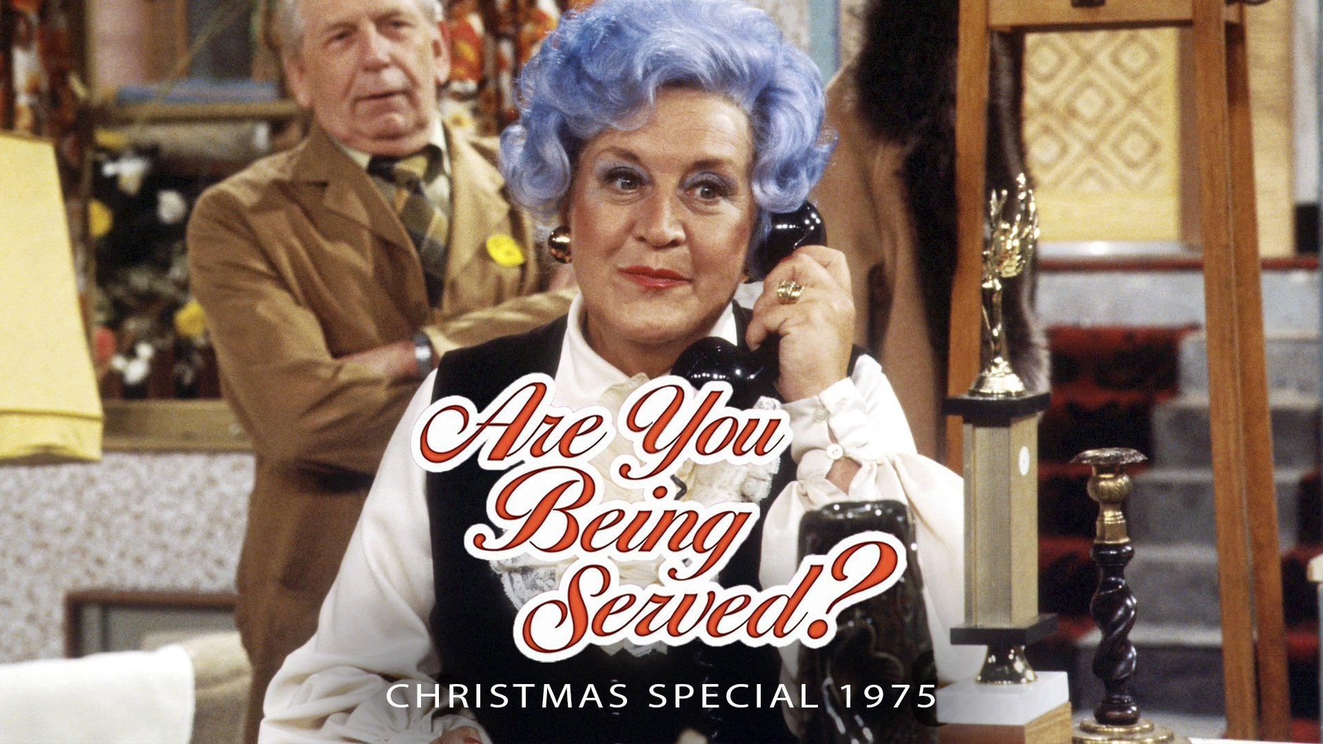 Are You Being Served? Christmas Special 1975: Christmas Crackers on BritBox UK